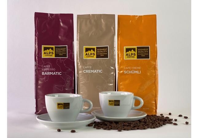 Probierpaket für Kaffeeautomaten