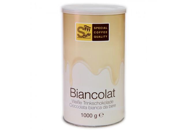Biancolat - Weiße Trinkschokolade 1000g
