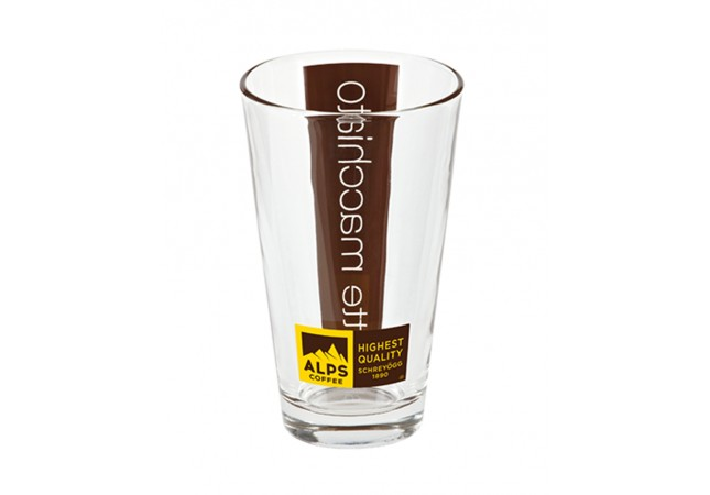 Glasses for Latte Macchiato